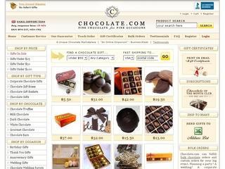 Go to chocolate.com website.