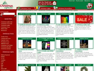 Go to christmaslightsetc.com website.