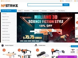 Go to nfstrike.com website.