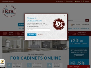Go to thertastore.com website.