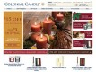 See colonialcandle.com's coupon codes, deals, reviews, articles, news, and other information on Contaya.com