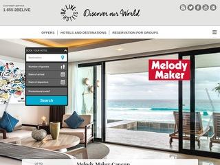 Go to belivehotels.com website.