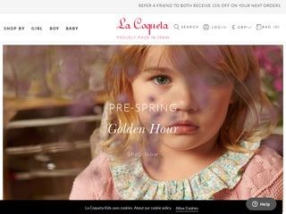 Go to La Coqueta website.