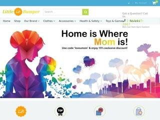 Go to littlebumper.com website.