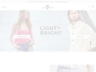 Go to 7forallmankind.com website.