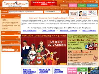 Go to costumes4less.com website.