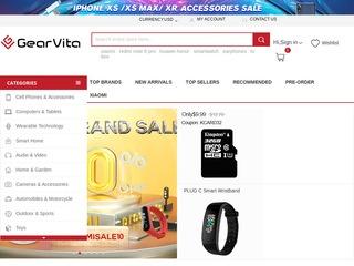 Go to gearvita.com website.