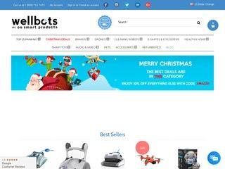 Go to wellbots.com website.