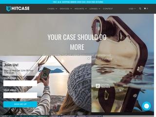 Go to hitcase.com website.