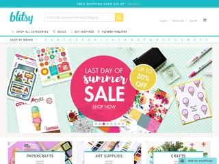 Go to blitsy.com website.