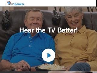 Go to chairspeaker.com website.