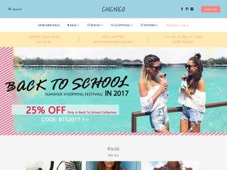 Go to chicnico.com website.