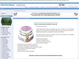 Go to custom-ceramic-stoneware.com website.
