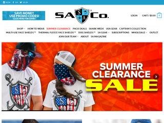 Go to safishing.com website.