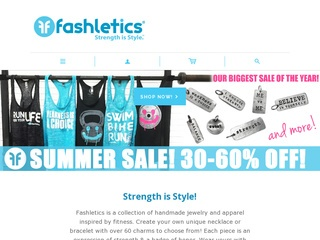 Go to fashletics.com website.
