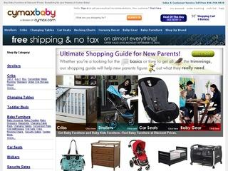 Go to cymaxbaby.com website.