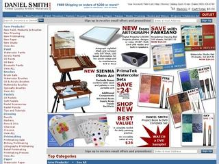 Go to danielsmith.com website.