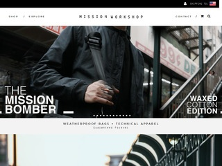 Go to missionworkshop.com website.