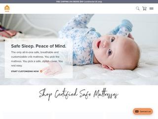 Go to Nook Sleep website.