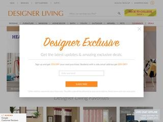Go to designerliving.com website.