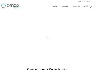 Go to omaxhealth.com website.