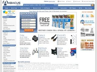 Go to abacus24-7.com website.
