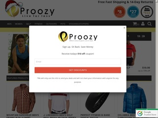 Go to proozy.com website.