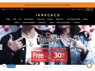 Go to KRKC & Co website.