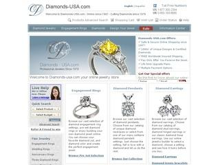 Go to diamonds-usa.com website.