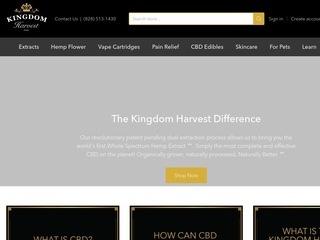 Go to Kingdom Harvest website.