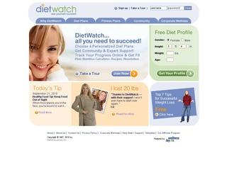 Go to dietwatch.com website.