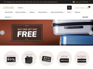 Go to lifease.com website.