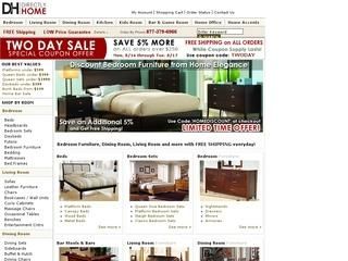 This is what the directlyhome.com website looks like.