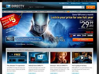 Go to directv.com website.