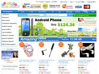 Go to tinydeal.com website.