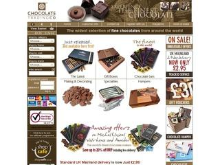 Go to chocolatetradingco.com website.