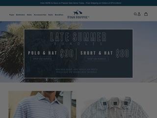 Go to fishhippie.com website.