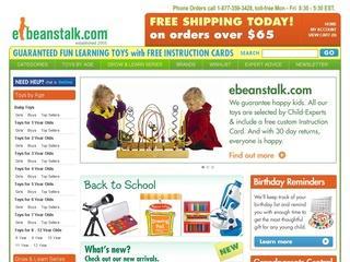 Go to ebeanstalk.com website.