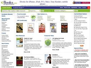 Go to ebooks.com website.