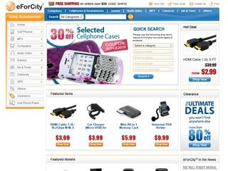 Go to eforcity.com website.