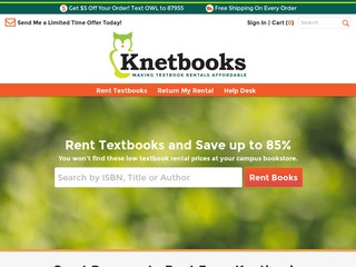 Go to knetbooks.com website.