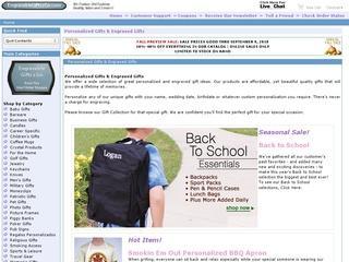 Go to engravablegifts2go.com website.
