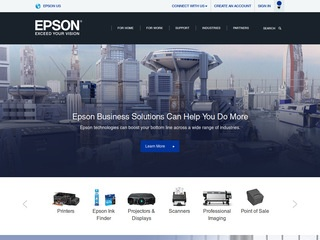 Go to epson.com website.