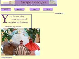 Go to escapeconcepts.com website.