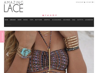 Go to Amazing Lace website.