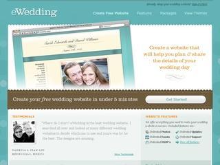 Go to ewedding.com website.