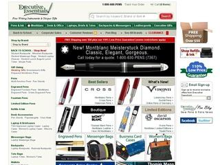Go to executiveessentials.com website.