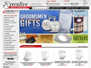 Go to executivegiftshoppe.com website.