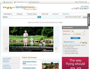 Go to familygetaway.com website.