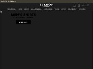 Go to filson.com website.